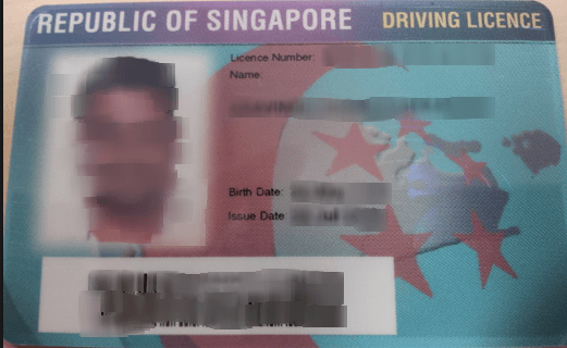 How to Convert Driving License in Singapore